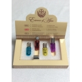 ZAM ZAM ESSENCE OF ASIA PERFUME 4pc SET BOX